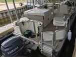 21 ft. Godfrey Marine Sweetwater 2186 DF Pontoon Boat Rental Dallas-Fort Worth Image 2