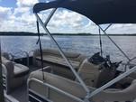 23 ft. Sun Chaser 2300 Pontoon Boat Rental Tampa Image 2