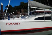 33 ft. Seawind 1000 Catamaran Boat Rental San Francisco Image 4