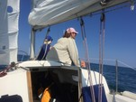 24 ft. San Juan formerly Clark San Juan 24 Daysailer & Weekender Boat Rental Fort Myers Image 3