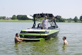 22 ft. Axis Wake Research T22  Ski And Wakeboard Boat Rental Washington DC Image 2