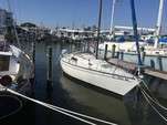 24 ft. San Juan formerly Clark San Juan 24 Daysailer & Weekender Boat Rental Fort Myers Image 6