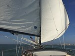 24 ft. San Juan formerly Clark San Juan 24 Daysailer & Weekender Boat Rental Fort Myers Image 8