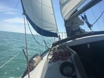24 ft. San Juan formerly Clark San Juan 24 Daysailer & Weekender Boat Rental Fort Myers Image 9