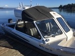 20 ft. NORTHWEST BOATS 208 Seastar Aluminum Fishing Boat Rental Seattle-Puget Sound Image 1