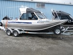 20 ft. NORTHWEST BOATS 208 Seastar Aluminum Fishing Boat Rental Seattle-Puget Sound Image 9