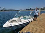 21 ft. Chaparral Boats 2130 Limited Edition Bow Rider Boat Rental San Diego Image 1