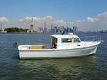 35 ft. Henriques Yachts 35 Maine Coaster SF Downeast Boat Rental New York Image 2