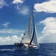 40 ft. Hunter Hunter 40.5 Cruiser Boat Rental West Palm Beach  Image 11