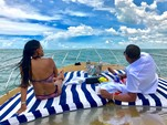 40 ft. Baia Jeroboam Cruiser Boat Rental Miami Image 7