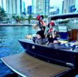 40 ft. Baia Jeroboam Cruiser Boat Rental Miami Image 18
