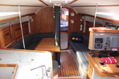 40 ft. C & C Yachts 121 Sloop Boat Rental San Francisco Image 9