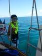 38 ft. Island Packet Yachts Island Packet 370 Cruiser Boat Rental Miami Image 23