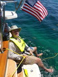38 ft. Island Packet Yachts Island Packet 370 Cruiser Boat Rental Miami Image 214