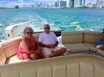 60 ft. Navigator Rival Flybridge Boat Rental Miami Image 30
