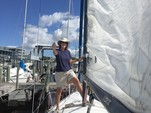 24 ft. San Juan formerly Clark San Juan 24 Daysailer & Weekender Boat Rental Fort Myers Image 12
