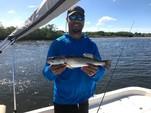 25 ft. Carolina Skiff 258 DLV Center Console Boat Rental Tampa Image 5