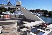 105 ft. Leopard 105 Mega Yacht Boat Rental Miami Image 3