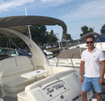 33 ft. Sea Ray Boats 300 Sundancer Cruiser Boat Rental Chicago Image 24