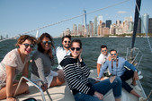 38 ft. Ericson 38-200 Sloop Boat Rental New York Image 16