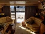 60 ft. Viking Yacht 60 Sport Cruiser Flybridge Motor Yacht Boat Rental New York Image 5