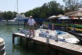 25 ft. Cobia Boats 256 Coastal Deck Deck Boat Boat Rental Cape Haze Image 2