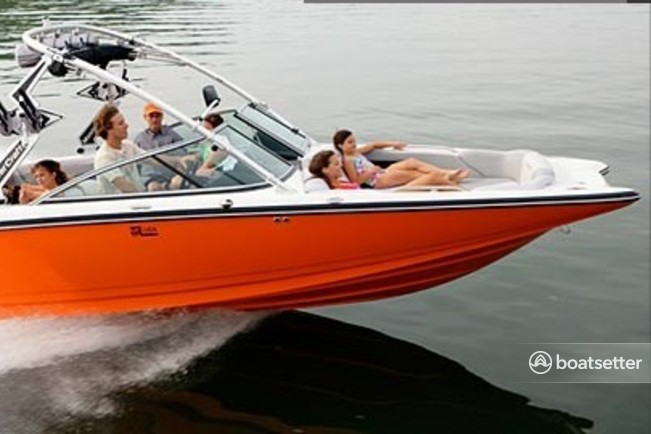 Rent a 2007 24 ft  MasterCraft Boats X45 in Henderson, NV on Boatsetter