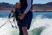 24 ft. MasterCraft Boats X45 Ski And Wakeboard Boat Rental Las Vegas-Lake Havasu Image 33