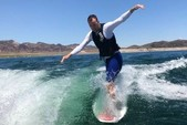 24 ft. MasterCraft Boats X45 Ski And Wakeboard Boat Rental Las Vegas-Lake Havasu Image 37