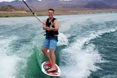 24 ft. MasterCraft Boats X45 Ski And Wakeboard Boat Rental Las Vegas-Lake Havasu Image 44