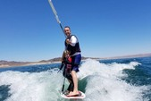 24 ft. MasterCraft Boats X45 Ski And Wakeboard Boat Rental Las Vegas-Lake Havasu Image 46