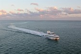 72 ft. Mangusta Maxi Open Motor Yacht Boat Rental Miami Image 1