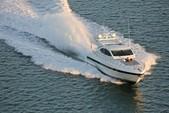 72 ft. Mangusta Maxi Open Motor Yacht Boat Rental Miami Image 4