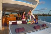72 ft. Mangusta Maxi Open Motor Yacht Boat Rental Miami Image 6