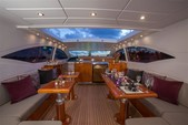 72 ft. Mangusta Maxi Open Motor Yacht Boat Rental Miami Image 8