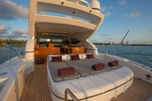 72 ft. Mangusta Maxi Open Motor Yacht Boat Rental Miami Image 9
