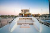 57 ft. Mckinna Pilothouse Motoryacht Bass Boat Boat Rental Los Angeles Image 3