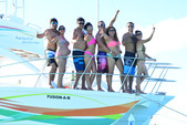 33 ft. Luxury Catamaran N/A Catamaran Boat Rental Punta Cana Image 1