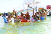 33 ft. Luxury Catamaran N/A Catamaran Boat Rental Punta Cana Image 4