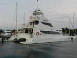 75 ft. Catamaran Cruisers Aqua Cruiser Catamaran Boat Rental Cancún Image 1