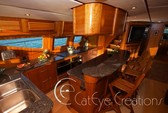 75 ft. Catamaran Cruisers Aqua Cruiser Catamaran Boat Rental Cancún Image 14