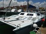 46 ft. Catamaran Cruisers Aqua Cruiser Catamaran Boat Rental Cancún Image 1