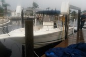 25 ft. Sea Ray 240 Sundeck Center Console Boat Rental Tampa Image 6