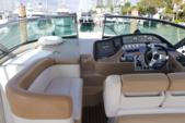 40 ft. Four Winns 378 Vista Boat Rental Chicago Image 3