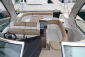 40 ft. Four Winns 378 Vista Boat Rental Chicago Image 12