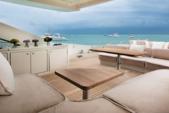 86 ft. Azimut Motoryacht Motor Yacht Boat Rental Miami Image 3