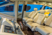 86 ft. Azimut Motoryacht Motor Yacht Boat Rental Miami Image 6
