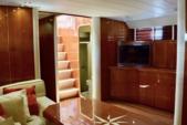 78 ft. Leopard 23M Sport Motor Yacht Boat Rental Miami Image 10
