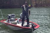 17 ft. Bass Tracker 1600tf Bass Boat Boat Rental Atlanta Image 1