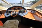 55 ft. Azimut 55 Motor Yacht Boat Rental La Romana Image 9